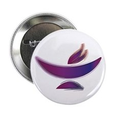 """UU Painted Chalice 2.25"""" Button (10 pack)"""