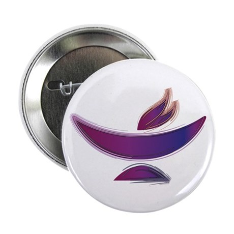 "UU Painted Chalice 2.25"" Button (10 pack)"