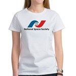 National Space Society Women's T-Shirt