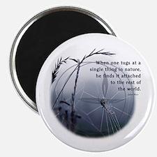 "UU - Web of Life 2.25"" Magnet (10 pack)"