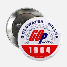 Goldwater Miller 1964 Button