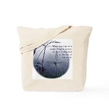 UU - Web of Life Tote Bag