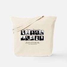 Famous UUs Tote Bag