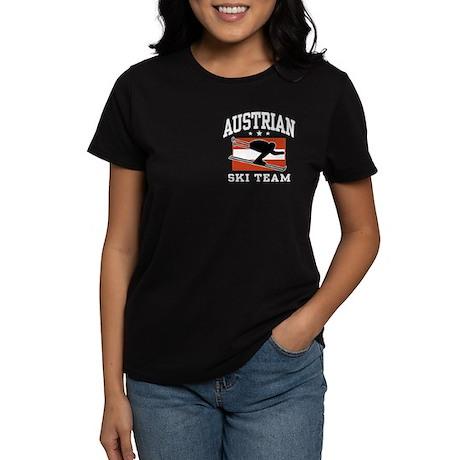 Austrian Ski Team Women's Dark T-Shirt