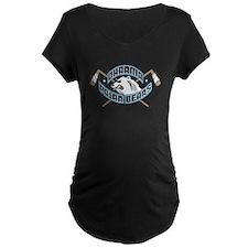 Dharma Polar Bear Hockey T-Shirt