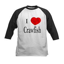 I Love Crawfish Tee