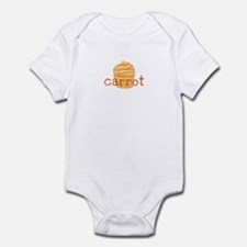 Carrot Cupcake - Infant Bodysuit
