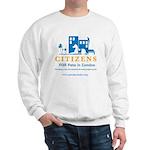 Pets in Condos Sweatshirt
