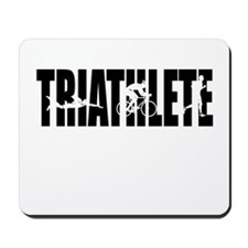 KO Triathlete Mousepad