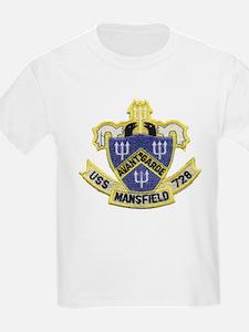 USS MANSFIELD T-Shirt