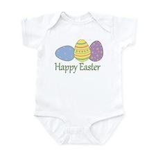 Happy Easter Infant Bodysuit