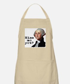 Miss Me Yet - George Apron