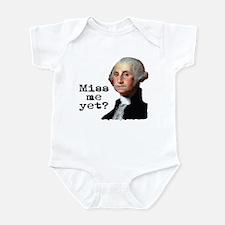 Miss Me Yet - George Infant Bodysuit