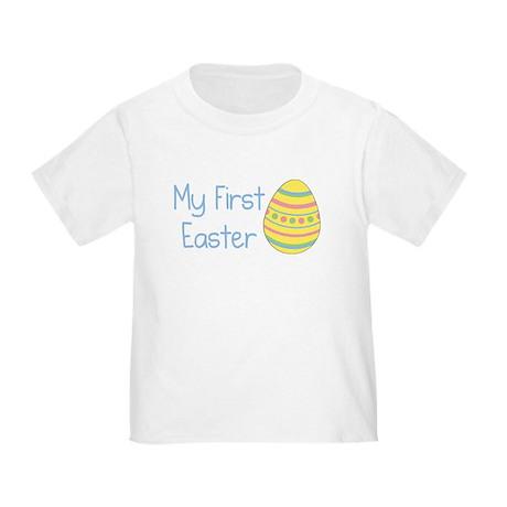 First Easter Toddler T-Shirt