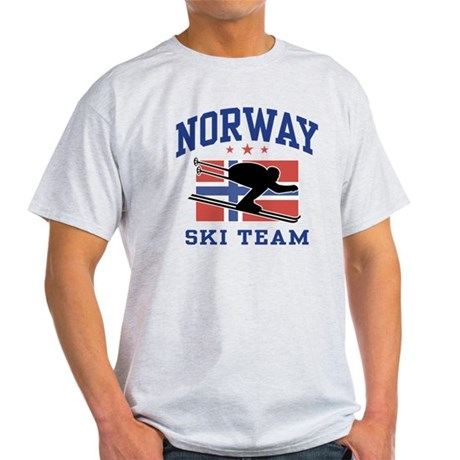 Norway Ski Team Light T-Shirt