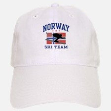 Norway Ski Team Baseball Baseball Cap