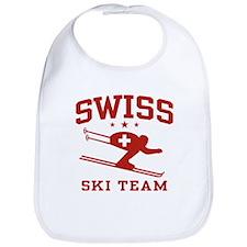 Swiss Ski Team Bib