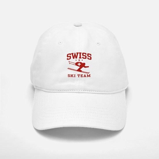 Swiss Ski Team Baseball Baseball Cap