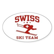 Swiss Ski Team Decal