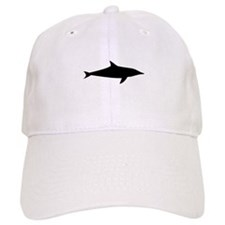 The Dolphin Baseball Baseball Cap