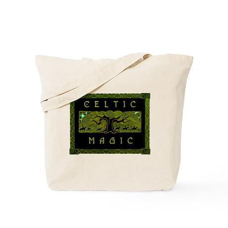 Celtic Magic - The Great Tree Tote Bag