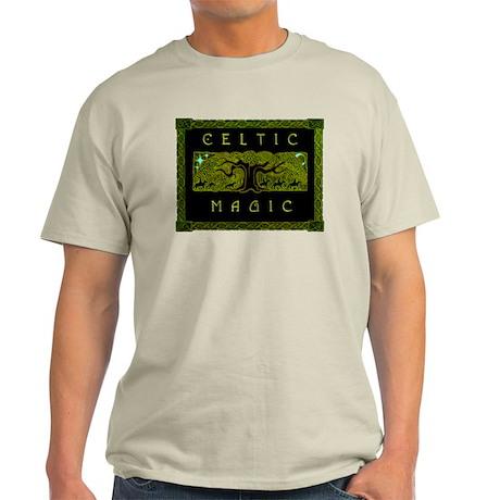 Celtic Magic - The Great Tree Light T-Shirt