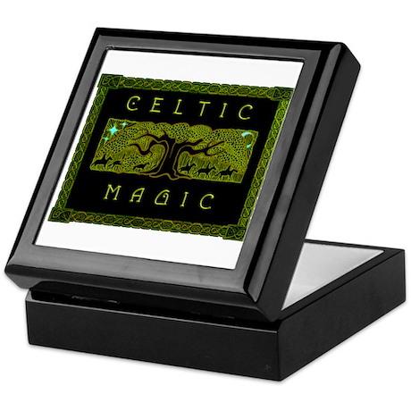 Celtic Magic - The Great Tree Keepsake Box