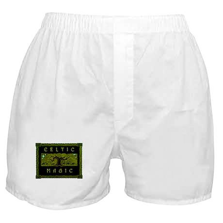 Celtic Magic - The Great Tree Boxer Shorts
