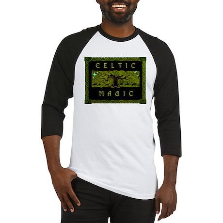 Celtic Magic - The Great Tree Baseball Jersey