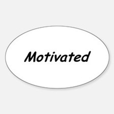 Motivated Decal