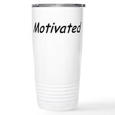 Motivated Travel Mug