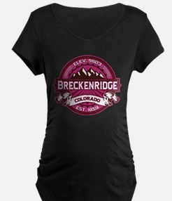 Breckenridge Raspberry T-Shirt