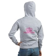 Crown Princess Zip Hoodie