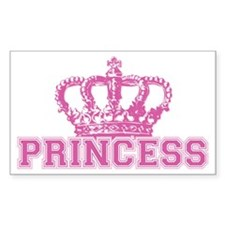 Crown Princess Decal
