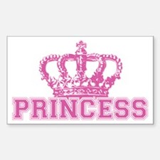 Crown Princess Decal