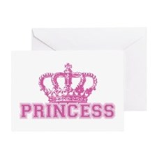 Crown Princess Greeting Card