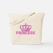 Crown Princess Tote Bag