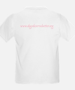 A Chained Dog is a Lonely Dog T-Shirt