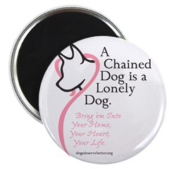 A Chained Dog is a Lonely Dog 2.25