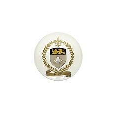 SOUCIER Family Crest Mini Button (10 pack)