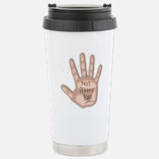 Not Penny's Boat Stainless Steel Travel Mug