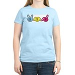 Bunnies Women's Light T-Shirt