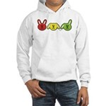 Bunnies Hooded Sweatshirt