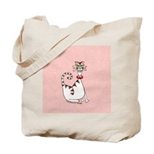 Stretchy Toes Tote Bag
