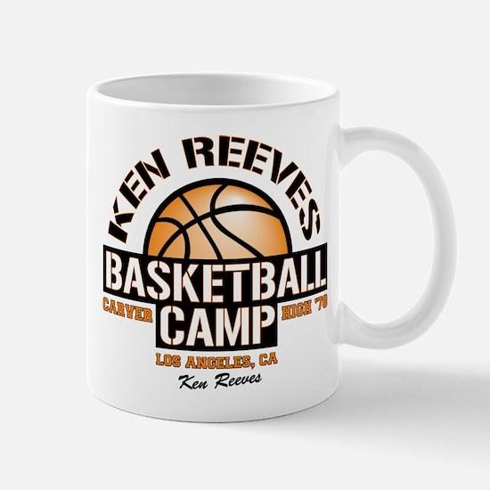 Ken Reeves Camp Mug