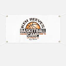 Ken Reeves Camp Banner