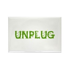 Unplug Rectangle Magnet