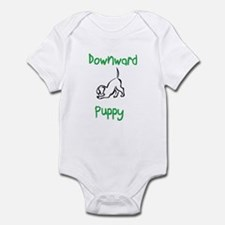 Downward Puppy Infant Bodysuit