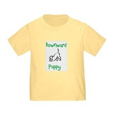 Downward Puppy T