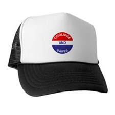 Coolidge and Dawes Trucker Hat